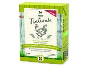 Bozita Dog Naturals Big Junior Chicken Rice Tetra.370g