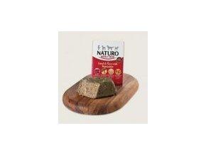 Naturo Adult Lamb&Rice+Vegetables 150g