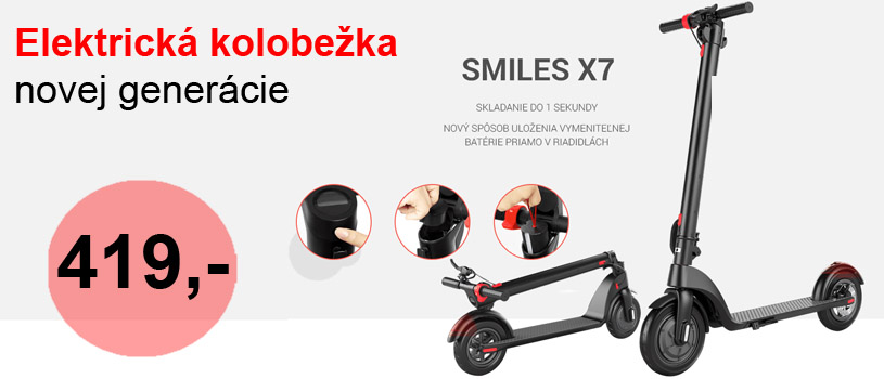 Smiles X7