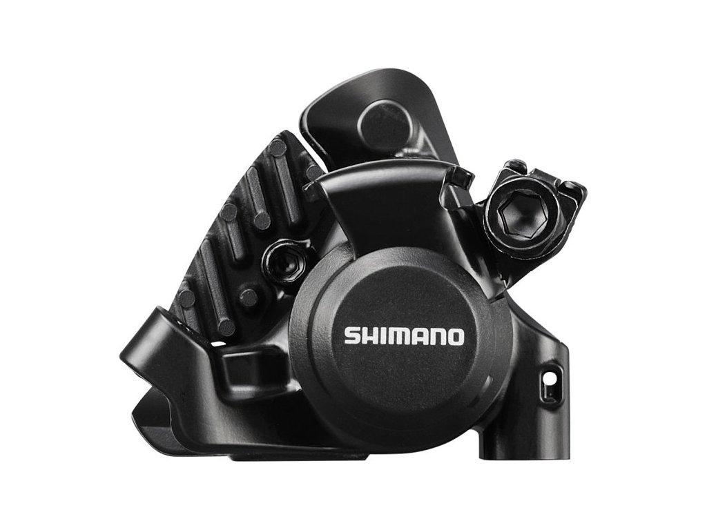 10698 strmen brzdy shimano br rs305 zadny cierny chladic bez adapteru originalne balenie
