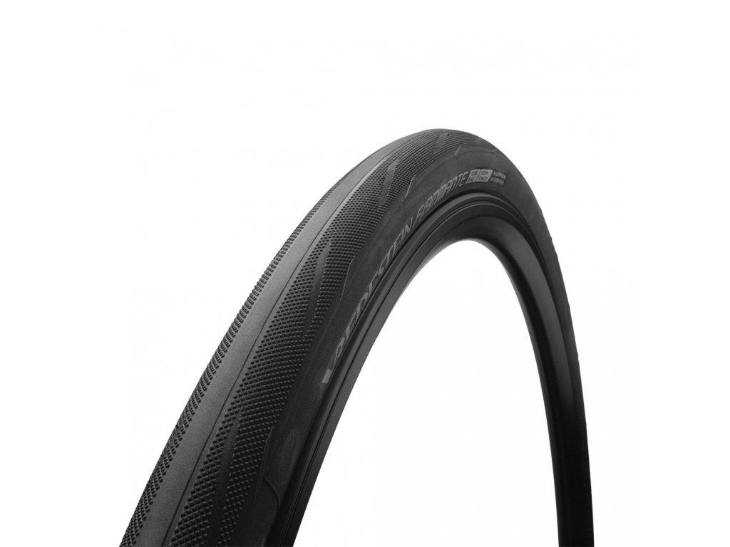 tire fiammante wire 700x25c black