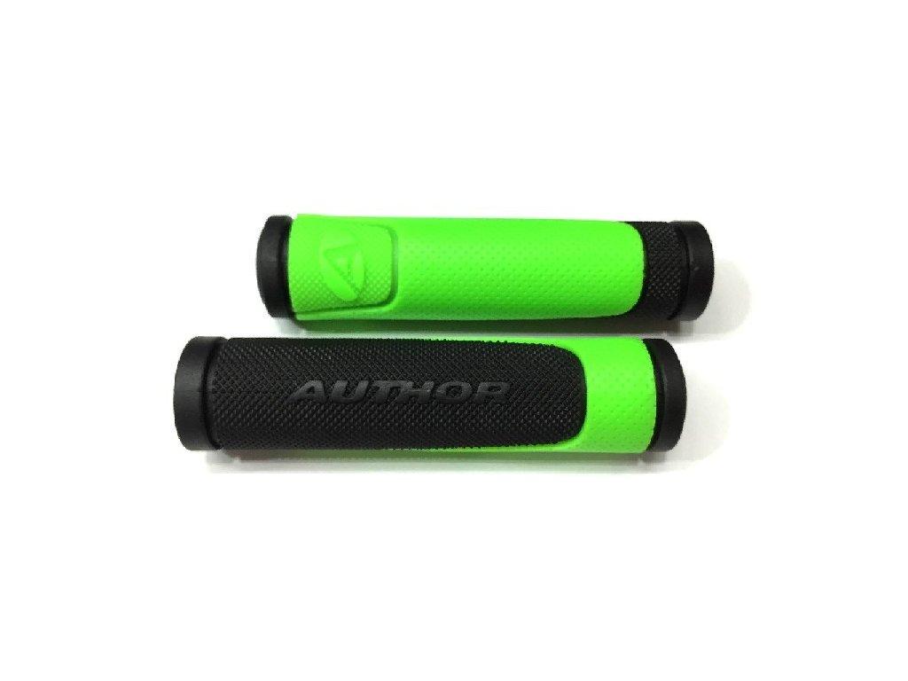 5121 gripy agr 600 d3 130 cierne zelene neon