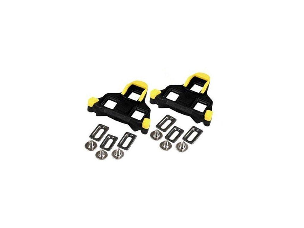 7722 kufre pedalov shimano sm sh11 vola zlte sil