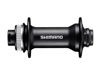10560 naboj shimano alivio hb mt400 boost predny 32d cierny originalne balenie