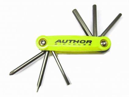 4932 naradie aht toolbox 6 neonove zlte cierne