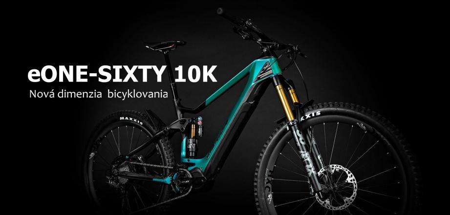 eONE-SIXTY 10K