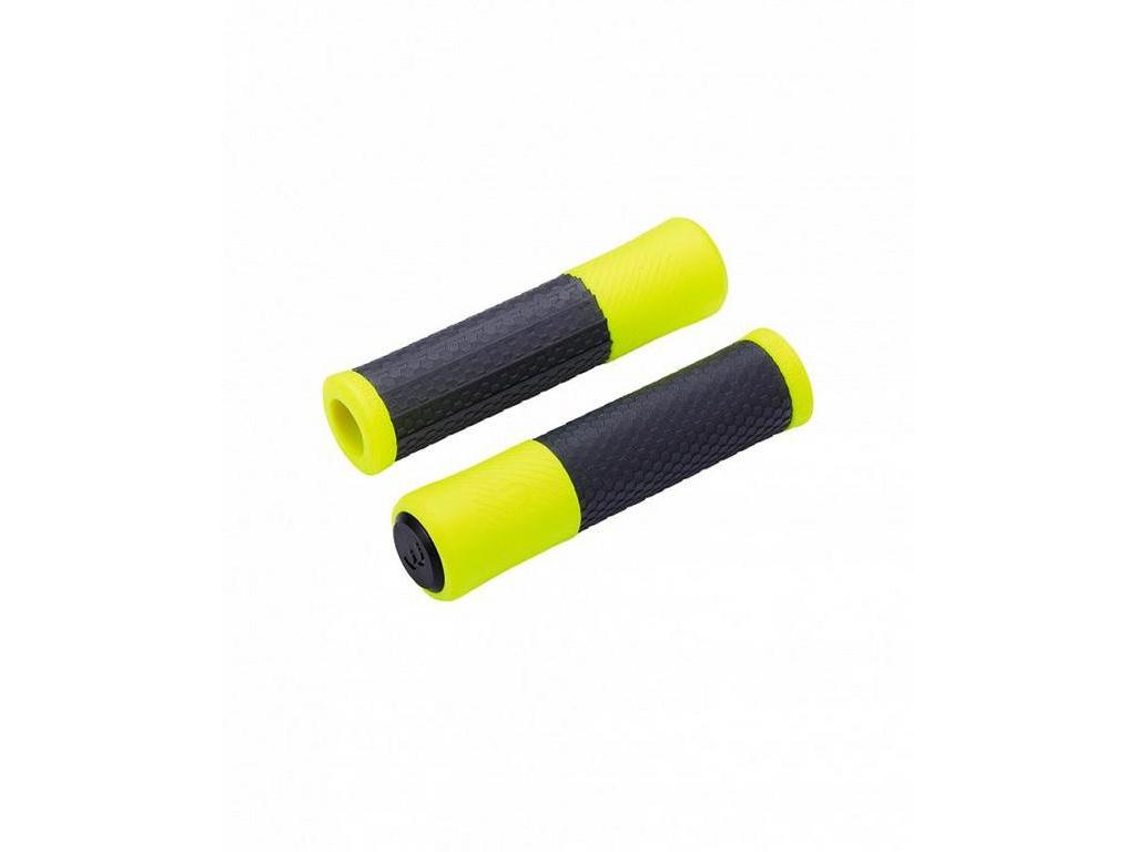Gripy BBB BHG-97 VIPER čierna/neón žltá