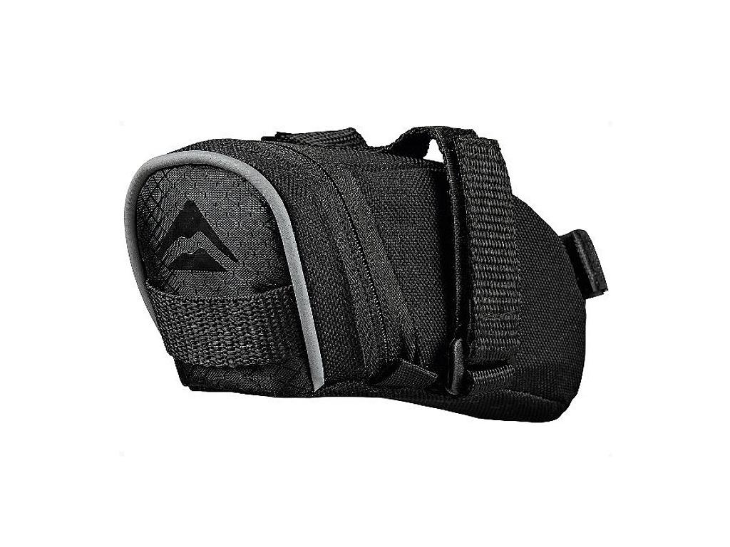 Taška podsedlová 4121 Velcro S čierna