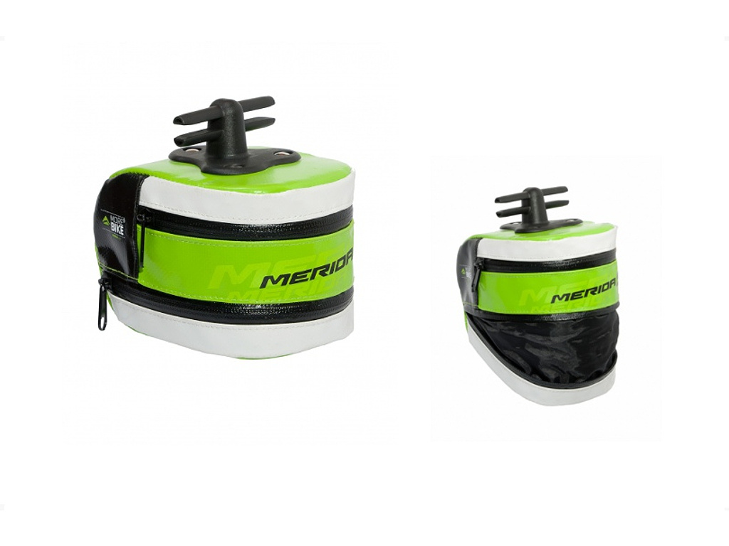 Taška podsedlová S-BAG WP bielo-zelená