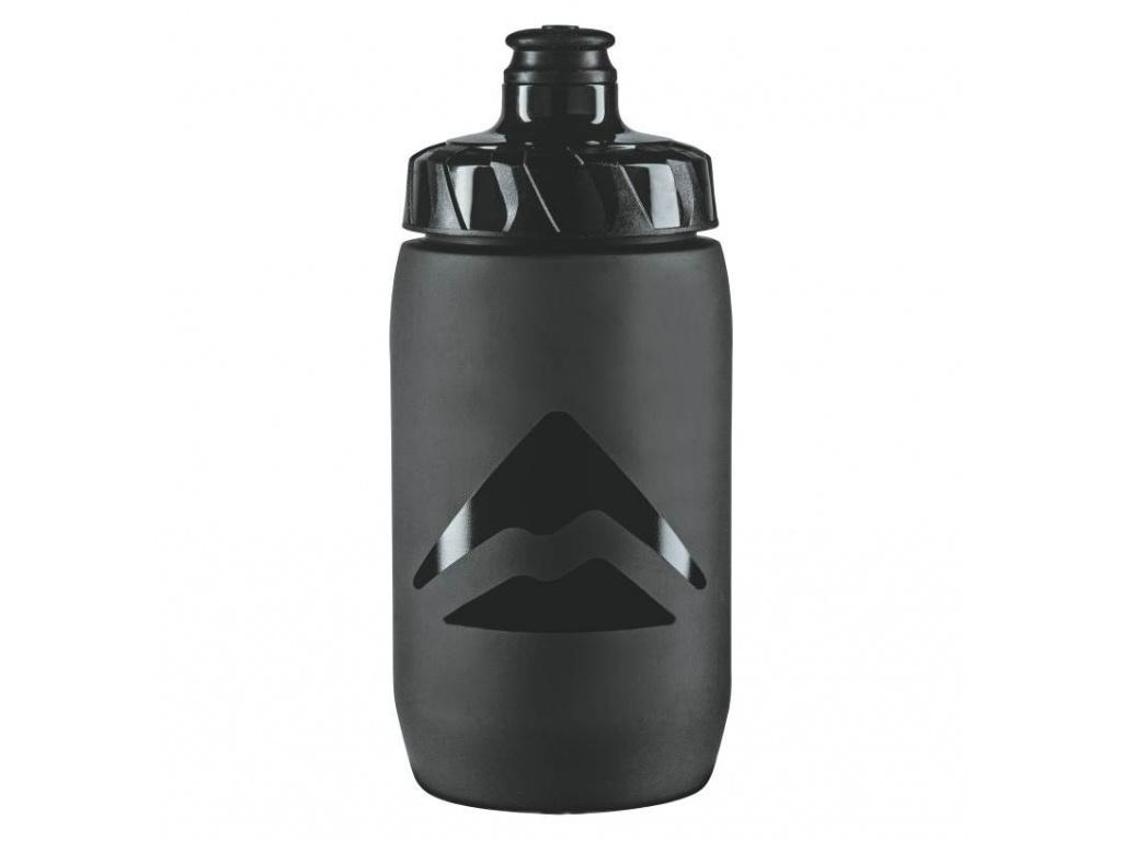 Fľaša 3466 MERIDA matná čierna 0.5 l