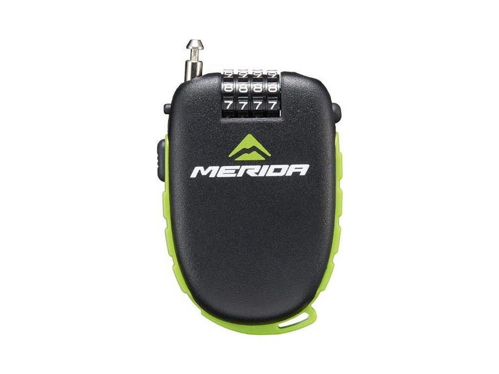Zámok Merida 2446 1.6mm/120cm/4-kód