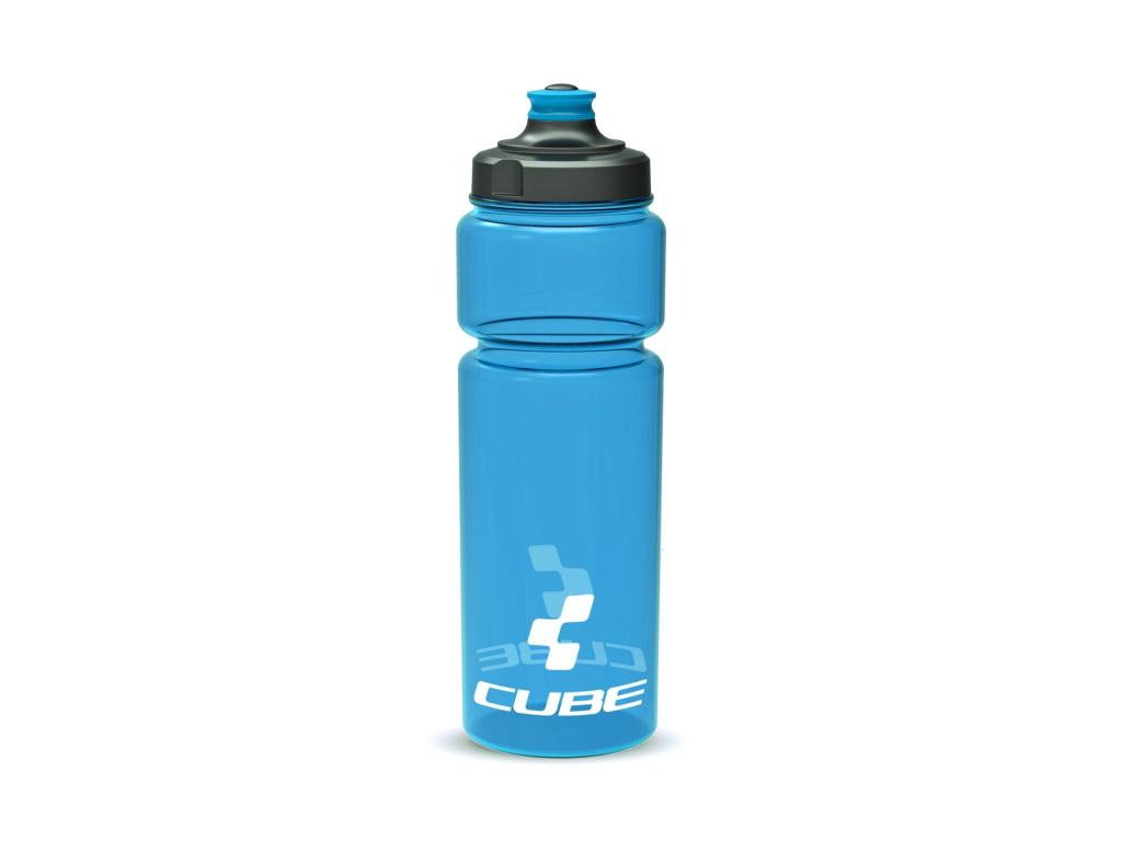 Fľaša CUBE Icon 750ml modrá