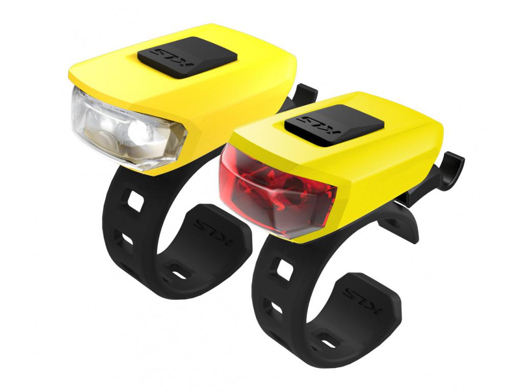 Osvetlenie set KLS VEGA, yellow