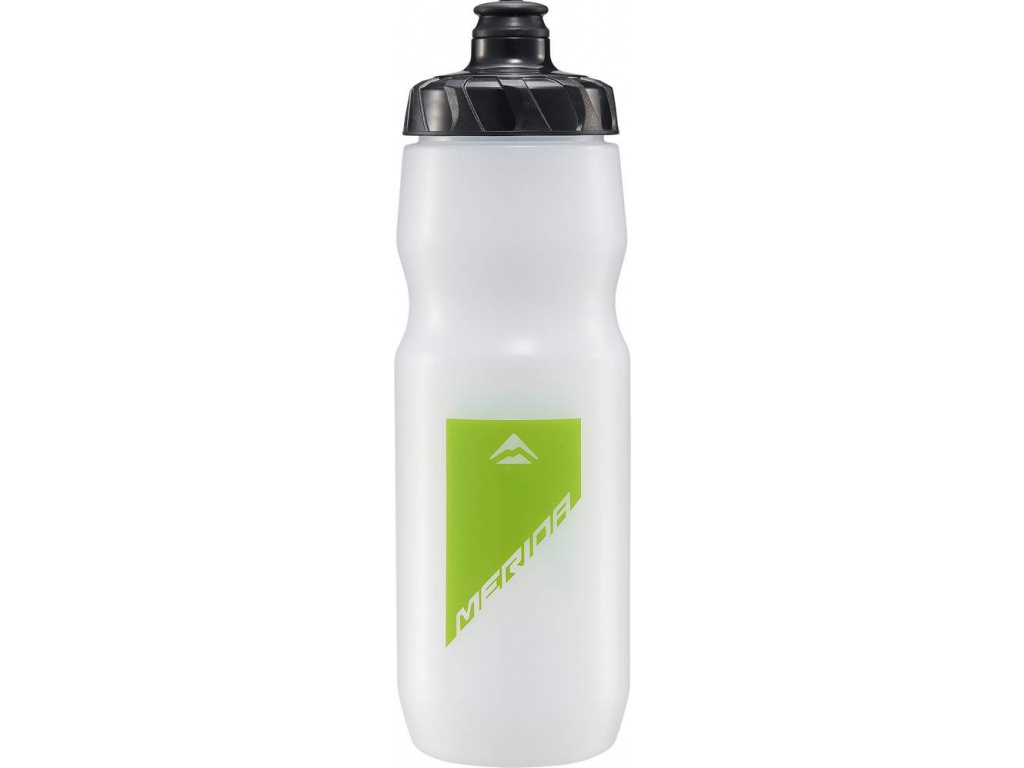 Fľaša 4047 MERIDA transparent/zelená 0.75 l