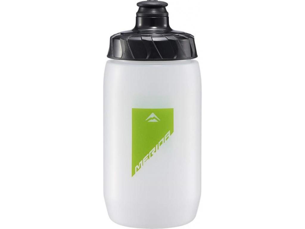 Fľaša 4025 MERIDA transparent/zelená 0.5 l