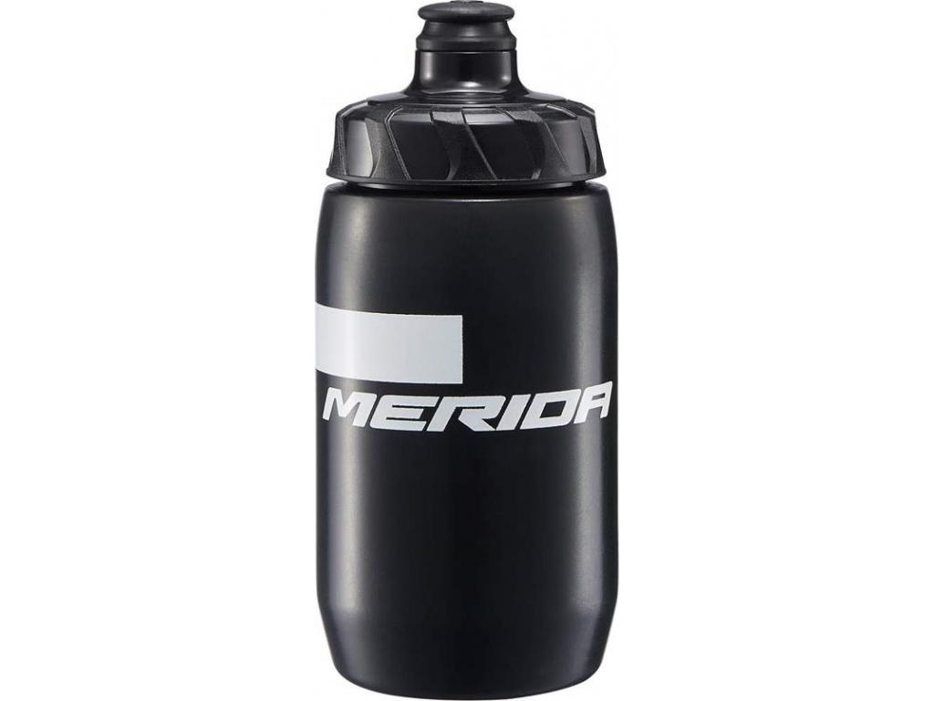 Fľaša 3938 MERIDA čierna 0.5 l