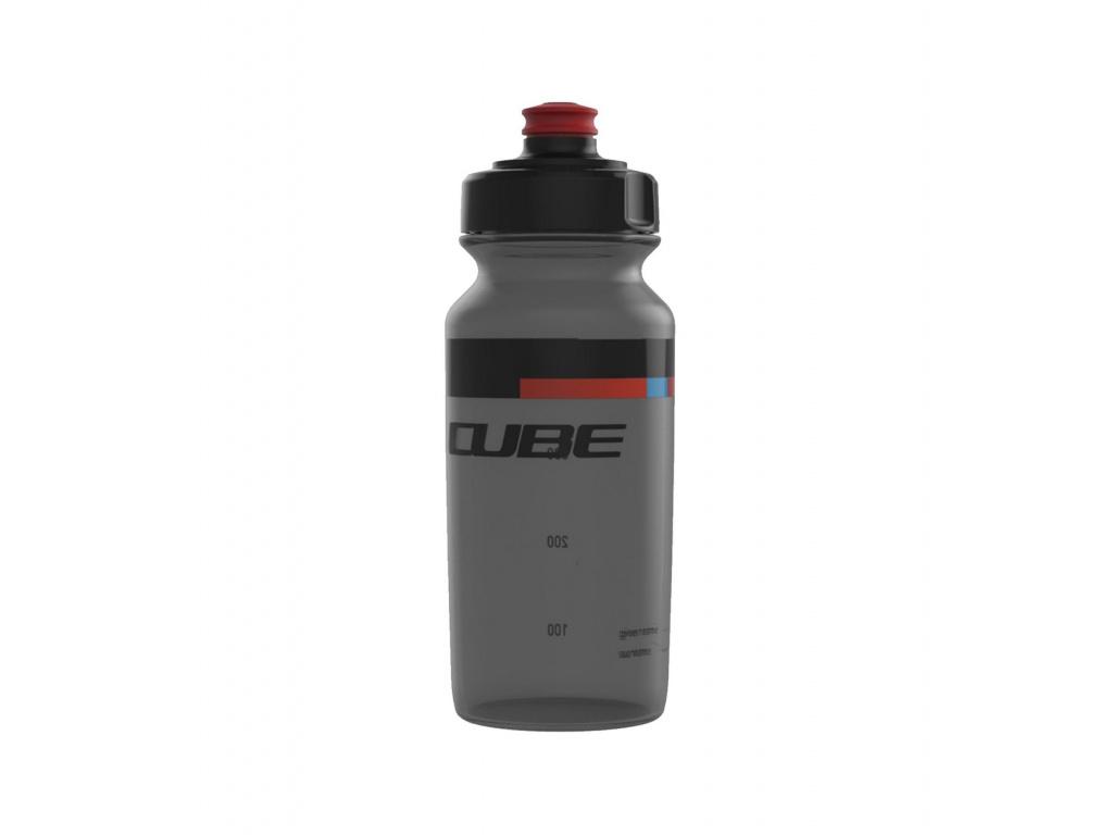 Fľaša CUBE Icon 500ml Teamline čierna