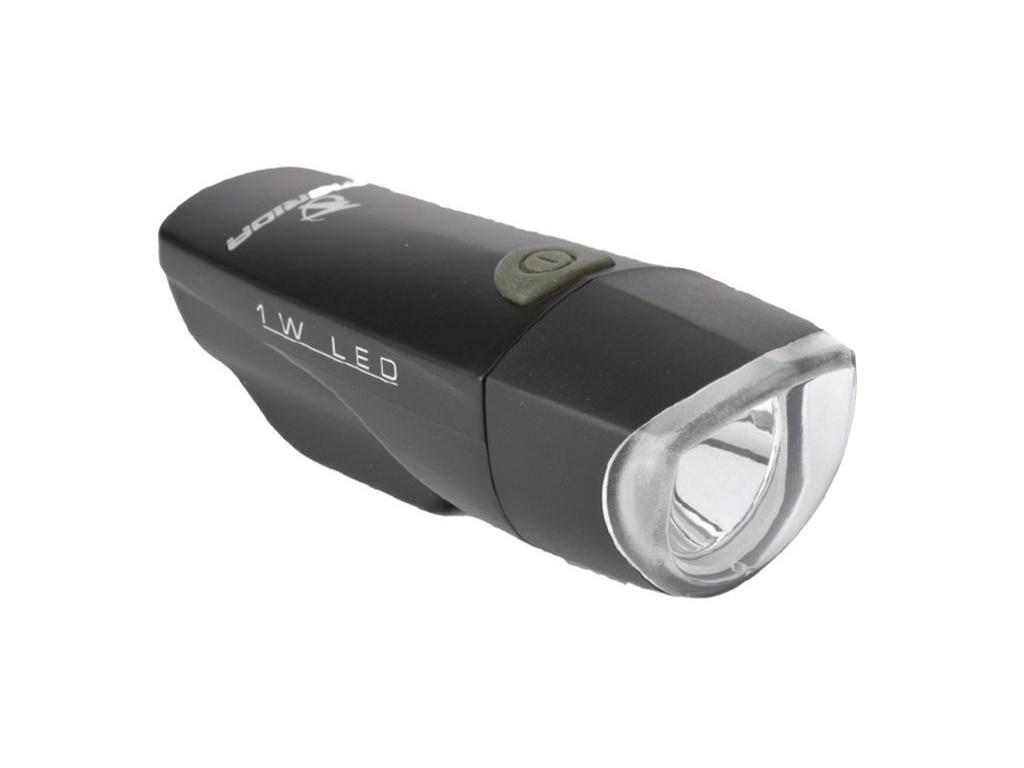 MERIDA svetlo HL-MD010 predné 1LED 1W