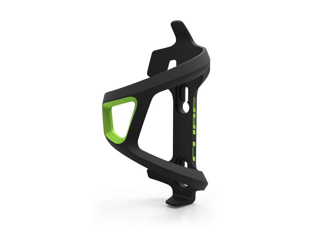 Košík na fľašu CUBE HPP Sidecage ľavý zelený