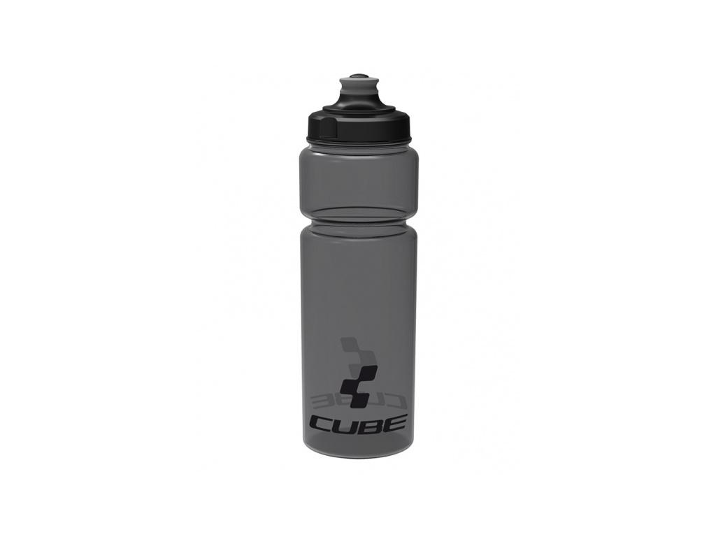 Fľaša CUBE Icon 750ml čierna