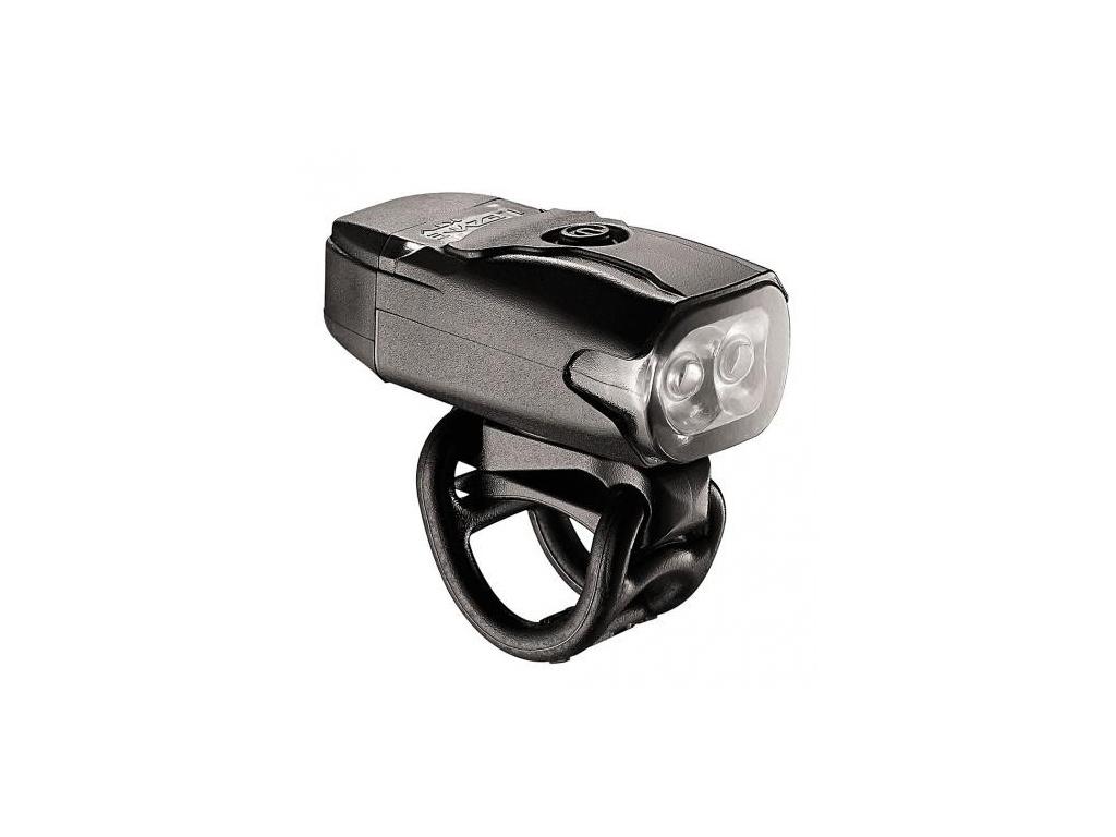 LEZYNE Predné svetlo KTV DRIVE 220 lm čierne