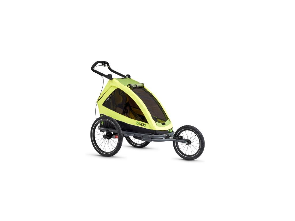 S'COOL TaXXi Elite 1 Cyklovozík žltý