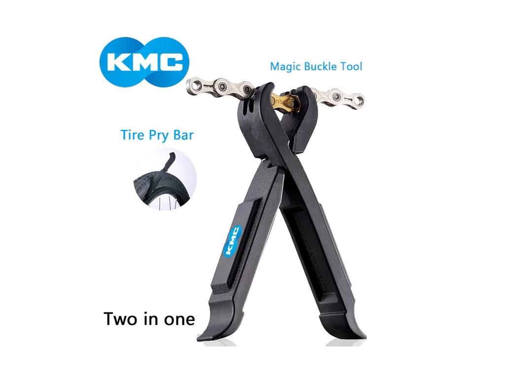 KMC páčky 2v1 MissingLink
