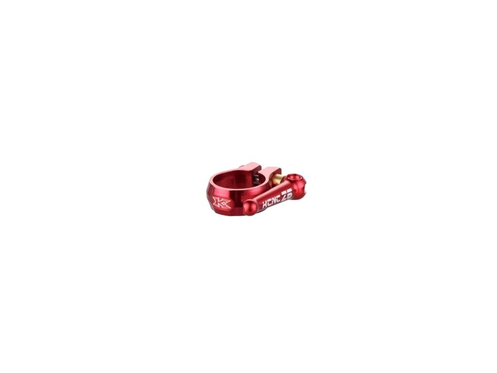 Objímka sedlovky KCNC SC12 červená