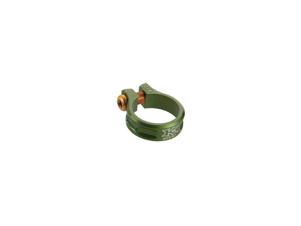 Objímka sedlovky KCNC SC11 zelená