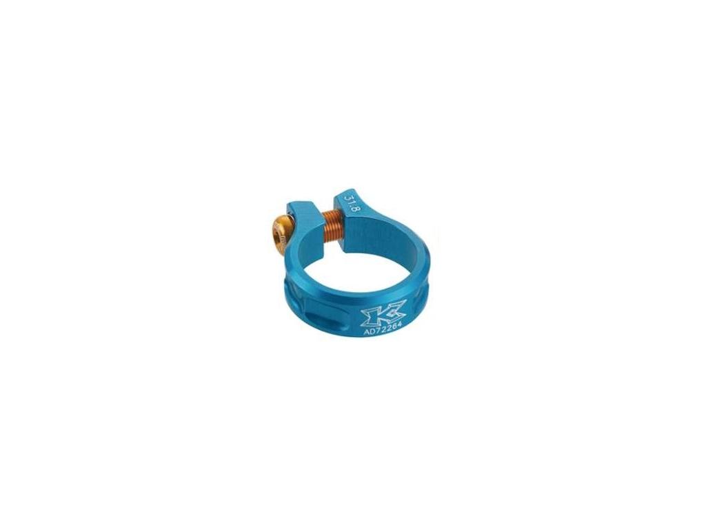 Objímka sedlovky KCNC SC11 modrá