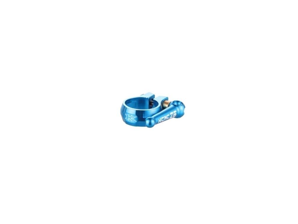 Objímka sedlovky KCNC SC12 modrá