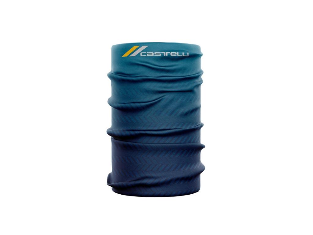 Nákrčník Castelli  4521038-962 LIGHT HEAD THINGY STORM BLUE