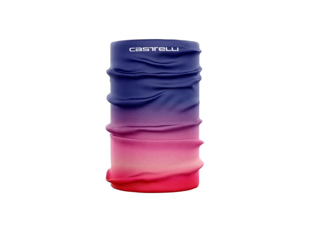 Nákrčník Castelli 4521069-965 LIGHT W HEAD THINGY LAPIS BLUE