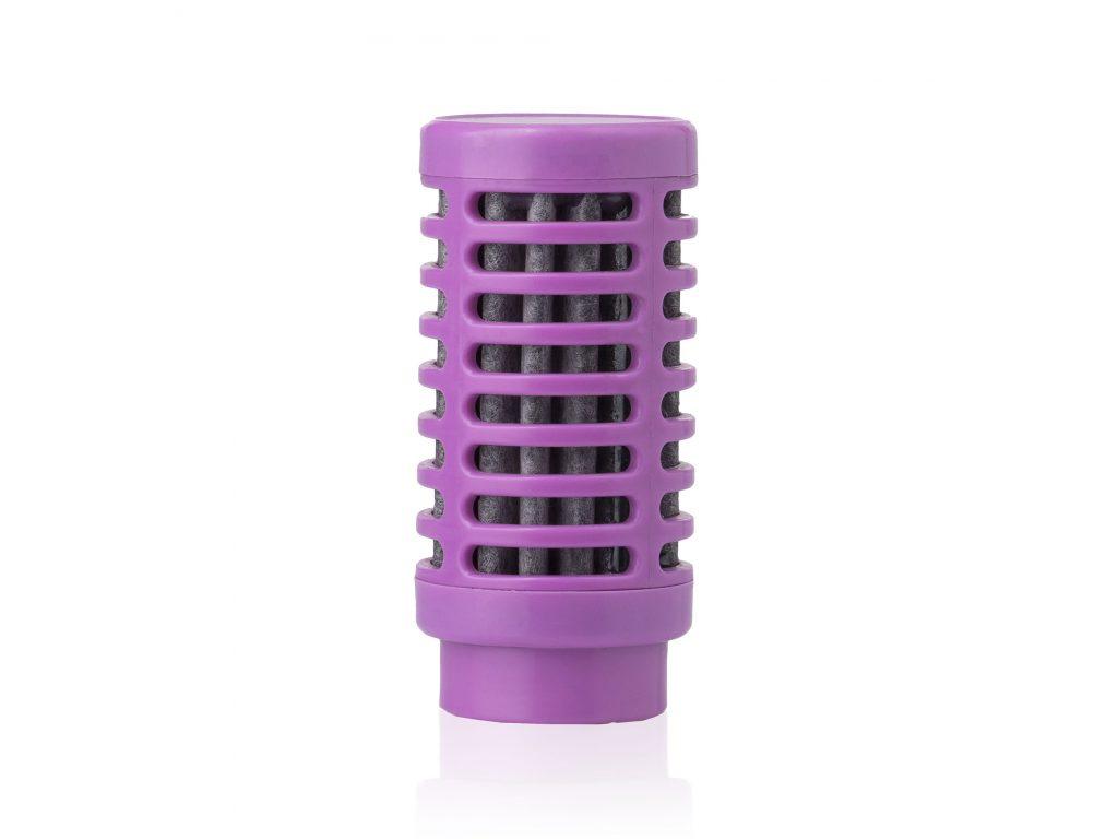 Náhradná filtračná vložka DISRUPTOR pre fľašu Quell NOMAD fialová