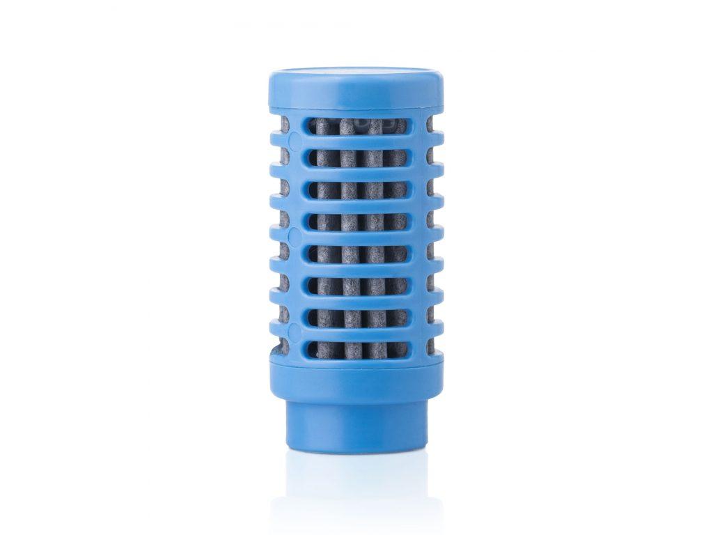 Náhradná filtračná vložka DISRUPTOR pre fľašu Quell NOMAD modrá