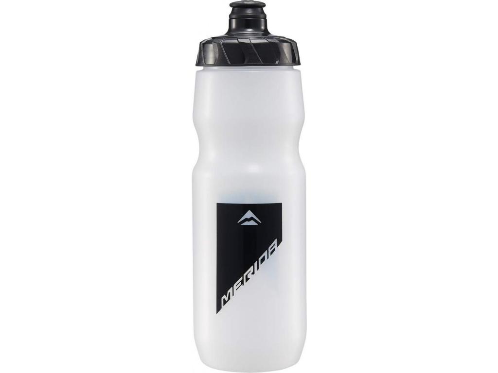 Fľaša 4070 MERIDA transparent/čierna 0.75 l