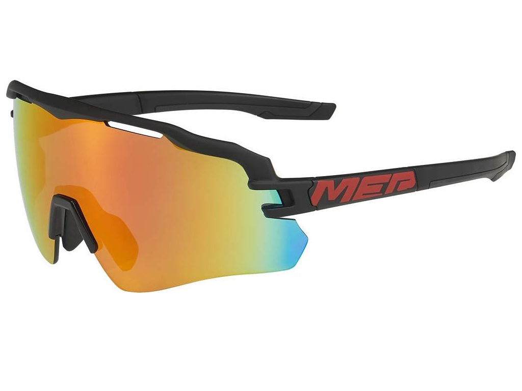 Okuliare slnečné Merida Race 1301 čierne