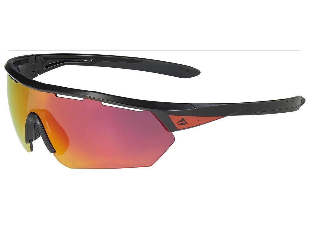 Okuliare slnečné Merida Sport II 1345 červeno-čierne