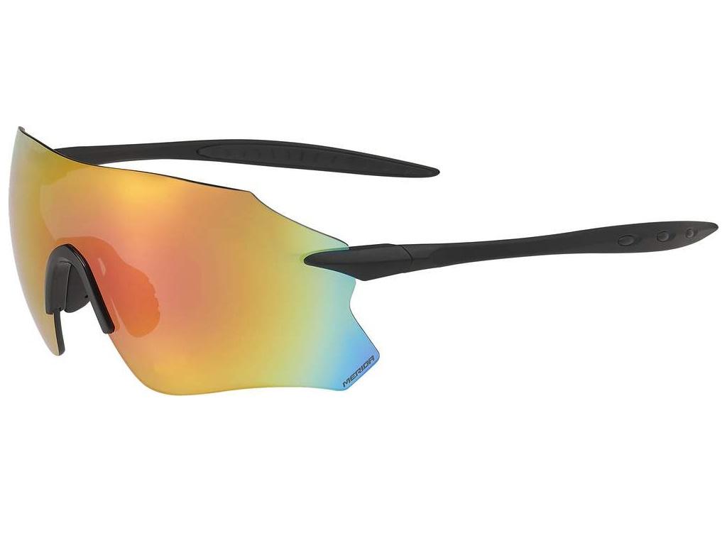 Okuliare slnečné Merida Frameless 1260 čierne