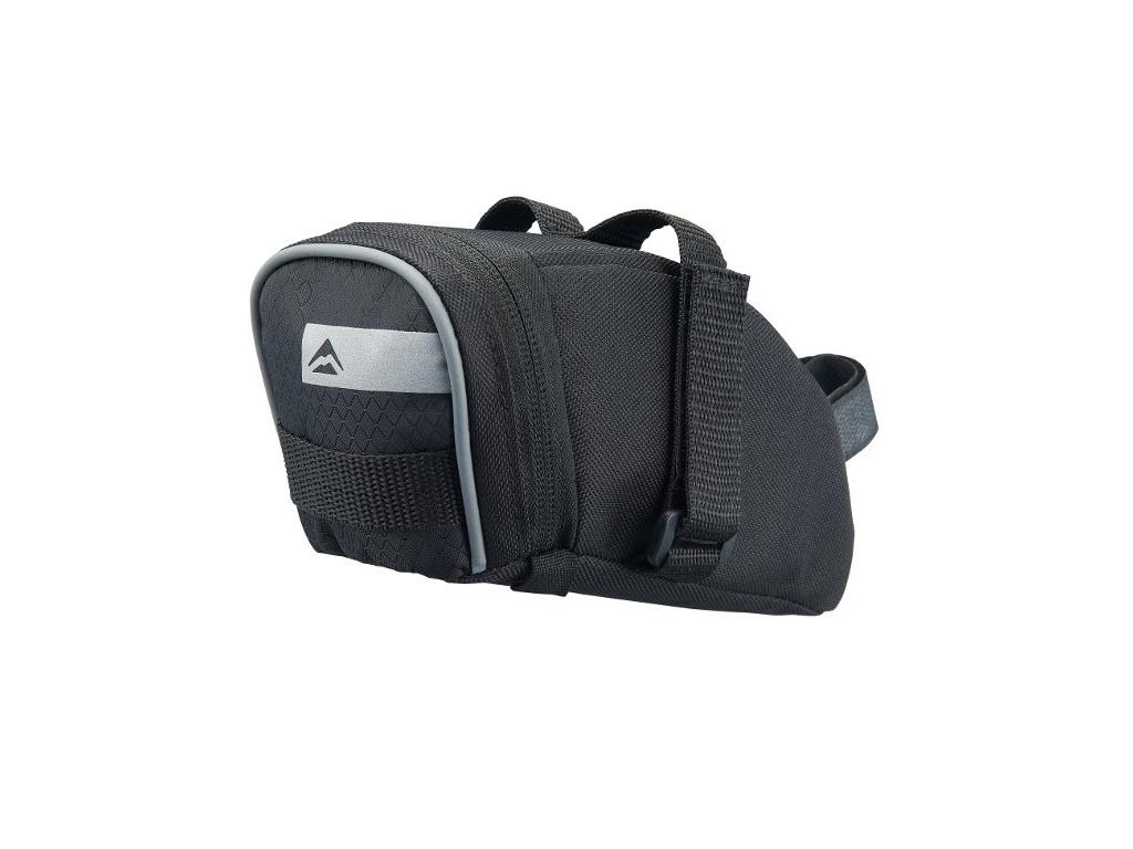 Taška podsedlová 4466 Velcro L čierna