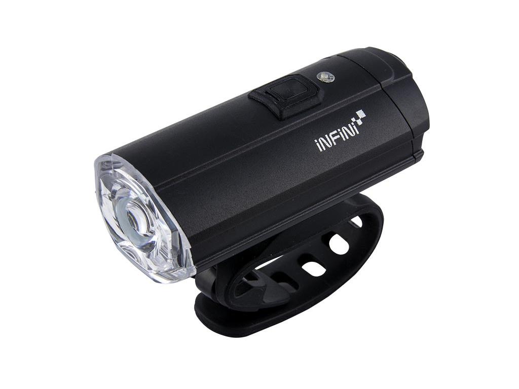 Svetlo TRON 500 predné 6f čierne USB