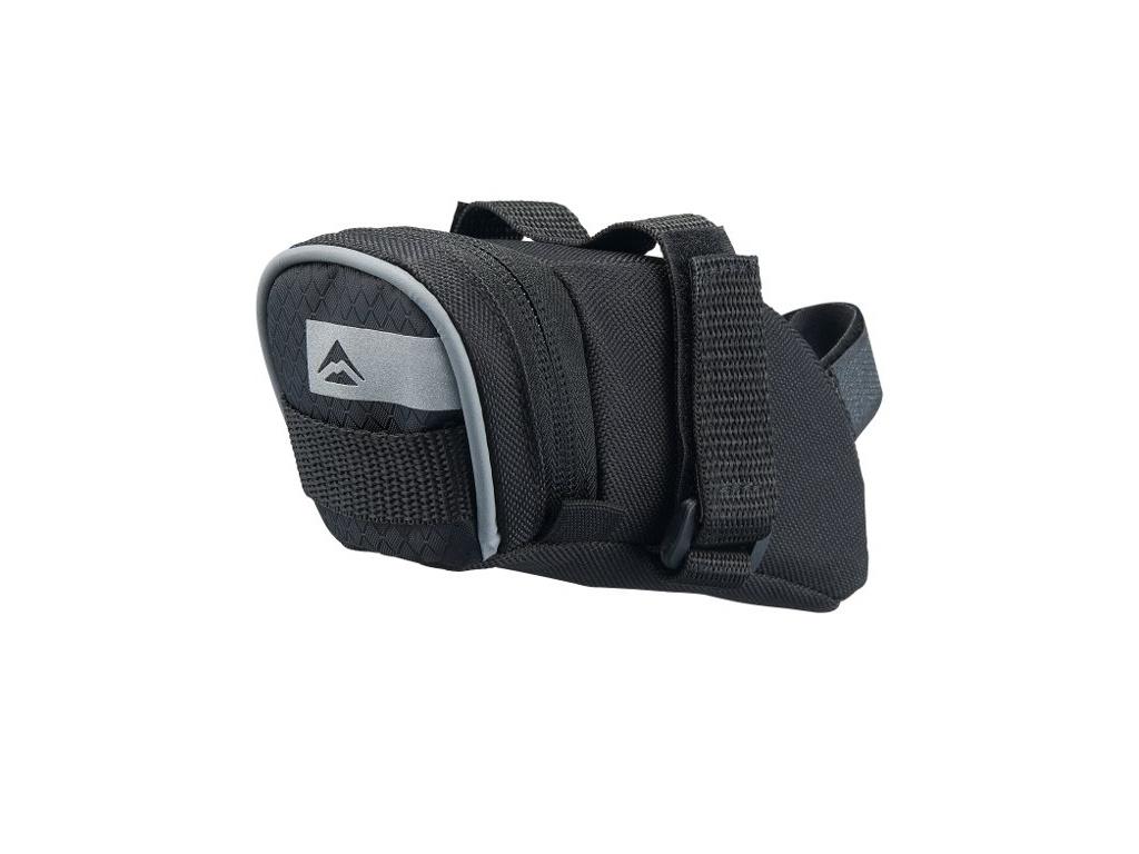 Taška podsedlová 4444 Velcro S čierna