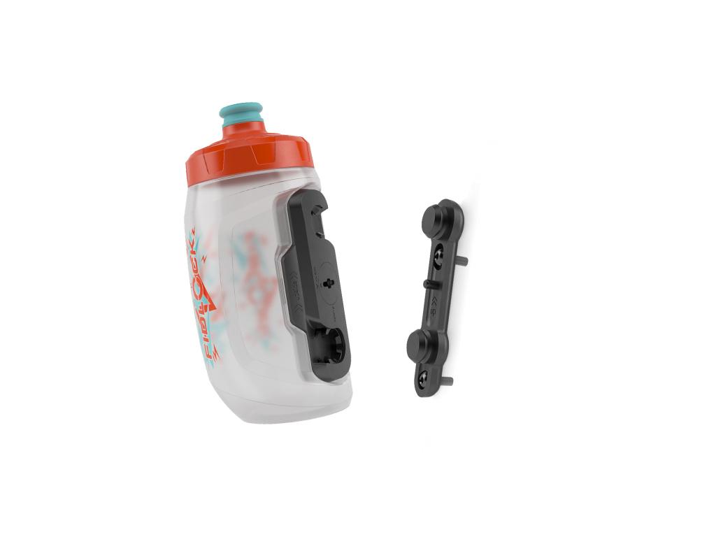 Fľaša FIDLOCK TWIST 450 deti + základňa na bicykel
