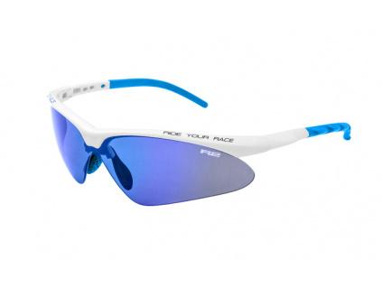 Športové okuliare R2 FLIP biela AT083B