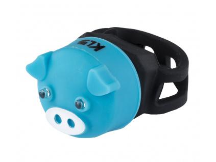 Osvetlenie zadné KLS PIGGY, blue