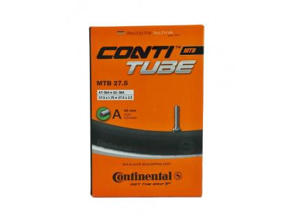 Duša CONTINENTAL MTB 27.5x1.75-2.5 autoventil