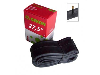 Duša Gekon 27,5x1,95-2,125 (47/54-584) AV 48mm