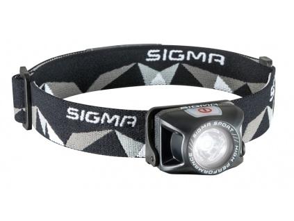 Svetlo predné Sigma HEADLED II - čelovka