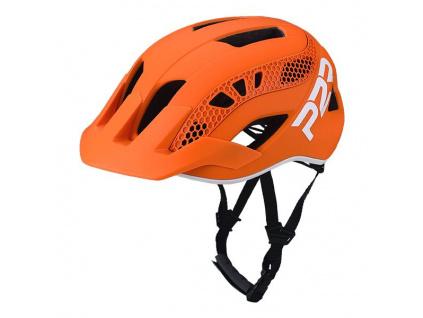 P2R ZENERO matná oranžová/biela