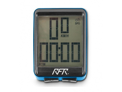 14094Cyklomerač RFR CMPT 12F WIRELESS blue